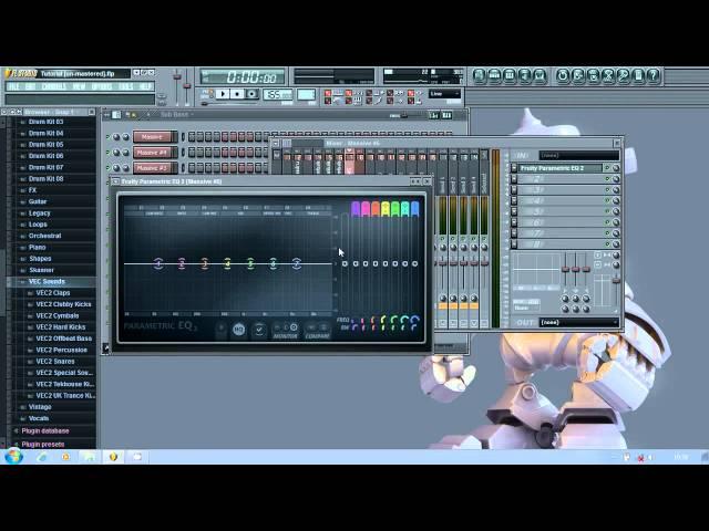 fl studio 12 mixing and mastering tutorial pdf