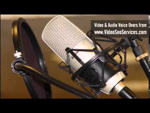 American Male Voice Overs