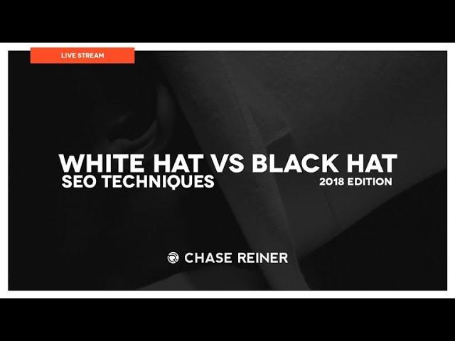 White Hat VS Black Hat SEO Techniques