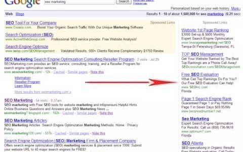 Web SEO PPC Vs Organic Search