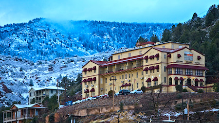 Haunted Grand Hotel Jerome Arizona