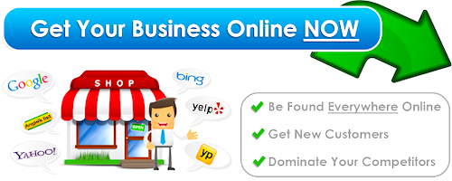 how to get your business on the internet